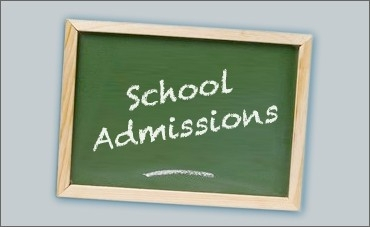 Admissions for School Year 2021/22